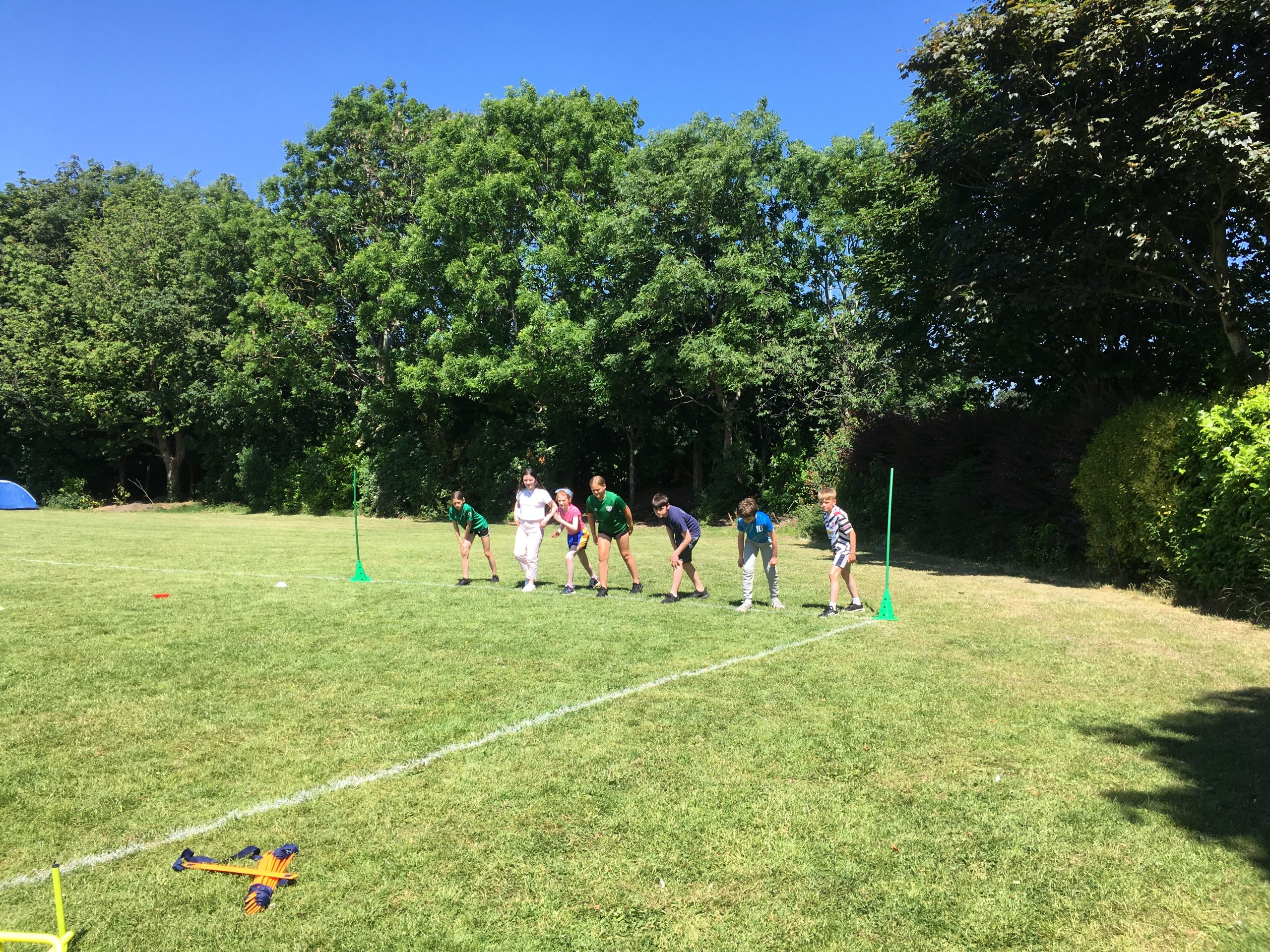 Sports Day GNS - 2021 - Mr. McNeive